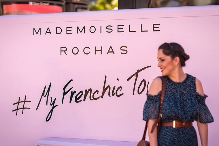 My Frenchic Tour de Rochas